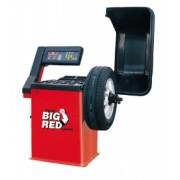 Masina de echilibrat roti pozitionare manuala Big Red