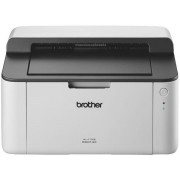 Imprimanta Brother HL-1110E, Laserjet, A4, 20 ppm + Banda laminata Brother TZe-211, 6mm x 8m (Negru/Alb)