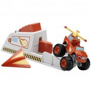 Blaze and the Monster Machines Blaze Turbo Launcher Play Set CGK15