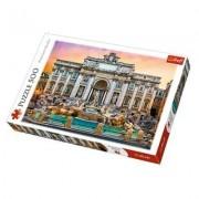 Trefl Puzzle Fontana di Trevi Roma 500