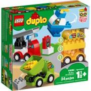 LEGO DUPLO - Mijn eerste auto creaties 10886