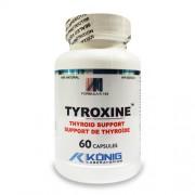 Tyroxine (60 capsule) - Recomandat pentru buna functionare a glandei tiroide
