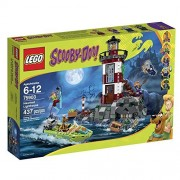Lego Scooby Doo 75903 Haunted · Lighthouse