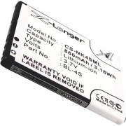 Батерия за телефон за NOKIA BL-4S 7610, 3600 3.7V 860mAh CAMERON SINO - BL4S