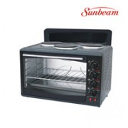 Sunbeam STCO-2033 3 Plate 45 Ltr Compact Oven