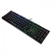 KBD, Redragon Vara K551B RGB, Gaming, механична, с подсветка, USB (K551RGB-BK)