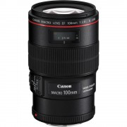 Canon EF 100mm Obiectiv Foto DSLR F2.8L Macro IS USM (1:1)