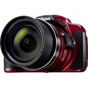 Nikon Coolpix B-700 Digitale camera 20.3 Mpix Rood Full-HD video-opname, Draai- en zwenkbare display, WiFi