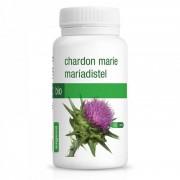 Purasana mariadistel bio capsules - 120vcaps