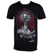 tricou cu tematică de film bărbați The Walking Dead - The Stained Glass - PLASTIC HEAD - PH10212