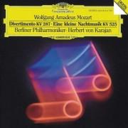 W. A. Mozart - Divertimento Kv287 (0028942361027) (1 CD)
