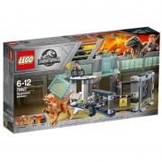 LEGO Jurassic World evadarea lui stygimoloch 75927