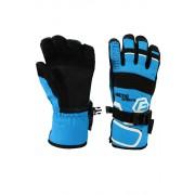 Finn dětské zimní rukavice C075 8-9 let modrá