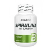 Spirulina 450mg 100cps Bio Tech USA