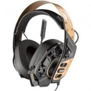 Геймърски слушалки plantronics rig 500 pro, микрофон, черен/златист, plant-head-211223-05
