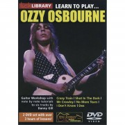 Roadrock International Lick Library: Learn To Play Ozzy Osbourne DVD