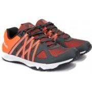 REEBOK METEORIC RUN Running Shoes For Women(Black, Orange)