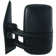 Specchio specchietto retrovisore esterno destro RENAULT MASTER, OPEL MOVANO, NISSAN INTERSTAR 1999-2003 braccio 130mm, convesso manuale