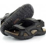 Regatta Pánské sandály Regatta RMF331 HARIS Černé Černá 42