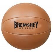 Tunturi Bremshey Medicijnbal bruin - 1 kg