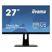 IIYAMA Monitor 27 B2791HSU-B1 TN,FHD,75Hz,HDMI,DP,USB