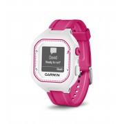 Garmin Forerunner 25 fehér/pink, kicsi okosóra