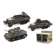 Newray model kit classic tank 1:32 61537