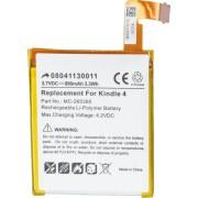 AKKU KINDLE 1 - Tablet-Akku für Amazon Kindle 4, Li-Pol, 890 mAh