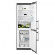 Electrolux Hladnjak kombinirani EN3601MOX - Siva