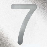 High Quality House Numbers made of Stainless 7