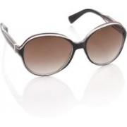 Revlon Over-sized Sunglasses(Brown)