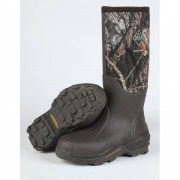 Muckboots Muck Boot Woody Max Camo laars - Donkerbruin - Size: 39/40