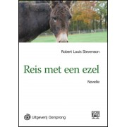 Reisverhaal Reis met een ezel - grote letter uitgave | Robert Louis Stevenson