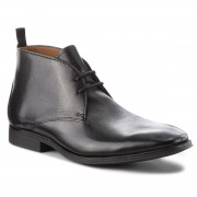 Обувки CLARKS - Gilman Mid 261276477 Black Leather