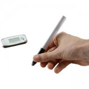 Цифрова писалка и USB приемник IRIS IRISNotes Air 3, съхранява до 100 страници A4/Letter Размер, IRIS-NOTES-AIR3