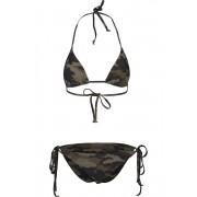 Urban Classics kvinnors bikini set Camo
