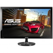 "Monitor LED ASUS 27"", Wide, Full HD, VGA, HDMI, Boxe, Negru, VS278H"