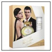 Her Golden Secret de Antonio Banderas Eau de Toilette 80 ml + Antitranspirante 150 ml
