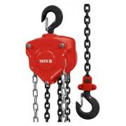 YATO Láncos emelő - 3000 kg/3 m