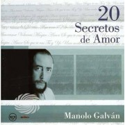 Video Delta Galvan,Manolo - 20 Secretos De Amor - CD