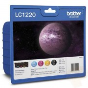 Brother LC1220 Multipack Tinteiros Cor