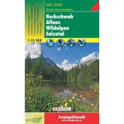 Freytag & Berndt Freytag & Berndt FB WK 5041 Hochschwab-Aflenz 1:35 000