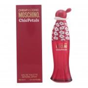 Chic Petals de Moschino Eau de Toilette 100 ml