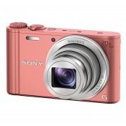 Sony Cybershot DSC-WX350 compact camera Roze - Demomodel