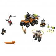Lego batman movie l'attacco tossico di bane 70914