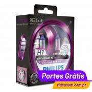 Philips H7 ColorVision Purple ( 2 Lâmpadas )