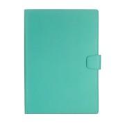 MyCase Leather wallet iPad Mini 4 Tiffany Blue
