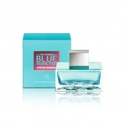 Antonio banderas blue seduction for women eau de toilette 80ml spray