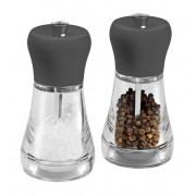 Комплект мелнички за сол и пипер COLE & MASON NAPOLI - 12 см