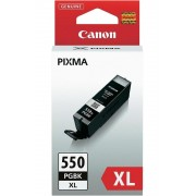 Cartridge Canon PGI-550XL PGBK black, MG5450/MG6350/MG7150/IP7250 500str